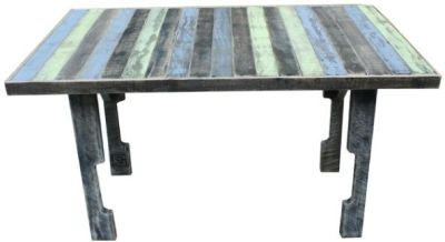 Steigerhouten Tafel Maken : Tafels zelf maken van steigerplanken of pallets