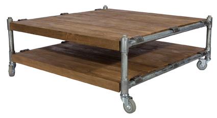 Meubelmaken met steigrbuizen gratis bouwtekeningen - Exotisch onder wastafel houten meubilair ...