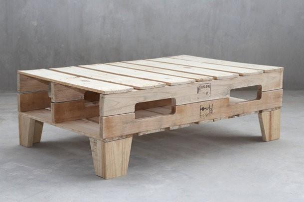 Bedden zelf maken, pallets steigerhout en buizen