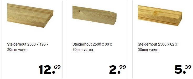 Steigerhout Planken Kopen Nieuw En Oud Hout