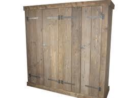 Gratis bouwtekeningen om zelf meubelen te maken van steigerhout.