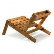 Hoe kan ik zelf een tuinstoel maken. Zie het op dit voorbeeld van stoelen.