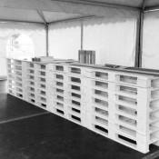Bar van pallets - Hoe je een centrum eiland keuken te maken ...