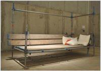 Bouwtekeningen om zelf meubelen van steigerhout te maken - Meubelen om te schilderen zichzelf ...
